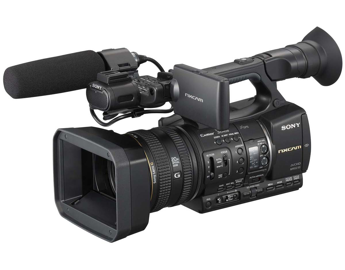 aps sony hxr hd camcorder operating guide help wiki rh helpwiki evergreen edu Example User Guide Kindle Fire User Guide