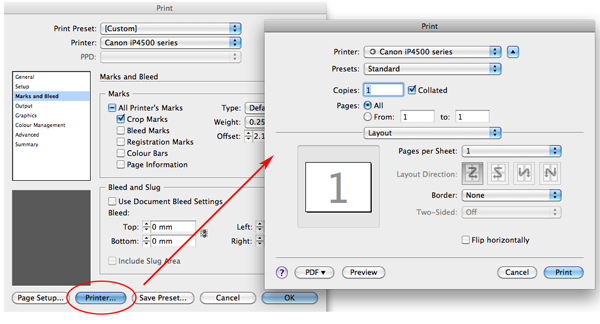 printing booklets (mac) - indesign - help wiki