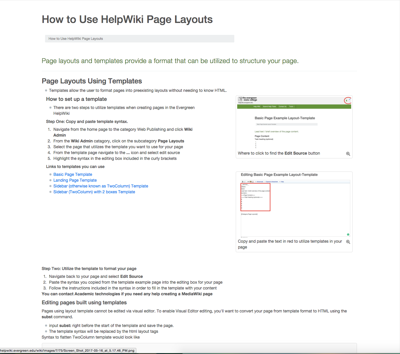 How to use helpwiki page layouts help wiki a page that uses this template is this page how to use helpwiki page layouts maxwellsz