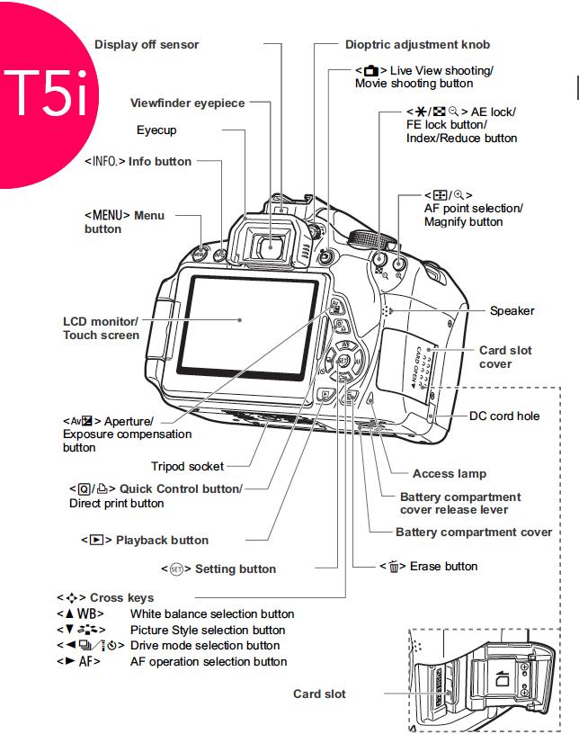 manual mode canon rebel t6