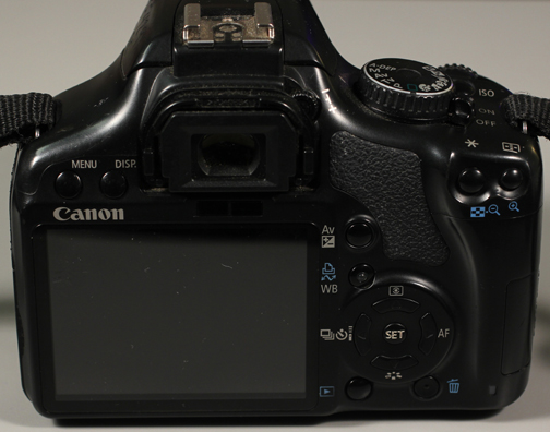 Canon Rebel XT / XSi Operating Guide - Help Wiki